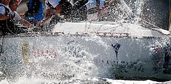 Williams - Stena Match Cup Sweden 2010, Marstrand - Sweden. World Match Racing Tour. photo: Loris von Siebenthal - myimage