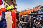Tensions Rise as Shutdown Bangkok Continues
