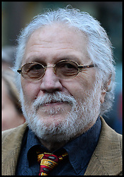 Dave Lee Travis arriving at Southwark Crown Court in London, Tuesday, 14th January 2014. Picture by Andrew Parsons  / i-Images