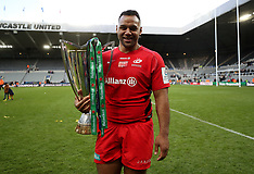 Leinster v Saracens - Champions Cup Final - 12 May 2019
