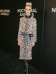 Celebrities are seen attending the special screening of Focus Features' 'Nocturnal Animals' at the Hammer Museum in Los Angeles. 11 Nov 2016 Pictured: Andrea Riseborough. Photo credit: Bauer Griffin / MEGA TheMegaAgency.com +1 888 505 6342