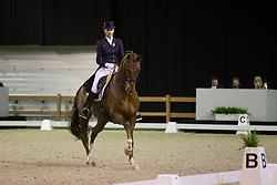 Verwaal Linda, NED, Jakari 2<br /> Indoor Brabant<br /> © Sharon Vandeput<br /> 9/03/18