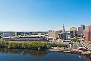 Hartford Skyline Daytime