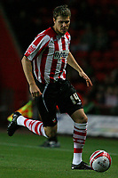 Fotball<br /> Foto: Colorsport/Digitalsport<br /> NORWAY ONLY<br /> <br /> Coca Cola Football League One<br /> Southampton vs Brighton and Hove Albion at St Mary's Stadium<br /> <br /> Southampton's Dean Hammond<br /> 15/11/2009