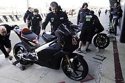 November 15, 2017 - Valencia, Valencia, Spain - 45 Scott Redding (British) Aprilia Racing Team Gresini during the tests of the new season, MotoGP 2018. Circuit of Ricardo Tormo,Valencia, Spain. Wednesday 15th of november 2017. (Credit Image: © Jose Breton/NurPhoto via ZUMA Press)