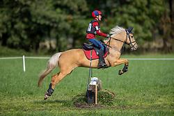 Van Looveren Jasper, BEL, Praline De Civry<br /> LRV Eventing Merksplas 2020<br /> © Hippo Foto - Dirk Caremans<br /> 10/10/2020