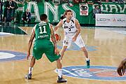DESCRIZIONE : Avellino Lega A 2015-16 Sidigas Avellino Dolomiti Energia Trentino Trento<br /> GIOCATORE : Giuseppe Poeta<br /> CATEGORIA :  palleggio<br /> SQUADRA : Dolomiti Energia Trentino Trento<br /> EVENTO : Campionato Lega A 2015-2016 <br /> GARA : Sidigas Avellino Dolomiti Energia Trentino Trento<br /> DATA : 01/11/2015<br /> SPORT : Pallacanestro <br /> AUTORE : Agenzia Ciamillo-Castoria/A. De Lise <br /> Galleria : Lega Basket A 2015-2016 <br /> Fotonotizia : Avellino Lega A 2015-16 Sidigas Avellino Dolomiti Energia Trentino Trento