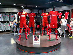2020-08-09 New Liverpool and Everton Kits