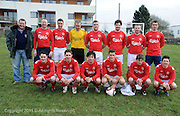 Mannions who played Medtronic  in Westpark in Galway Photo:Andrew Downes