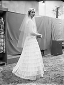 1956 - 27/03 Bridal Gowns by Colette Modes