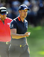 Golf - 2019 BMW PGA Championship - Thursday, First Round<br /> <br /> Henrik Stensen of Sweden at the 17th hole, at the West Course, Wentworth Golf Club.<br /> <br /> COLORSPORT/ANDREW COWIE