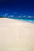 beach in front of dive resort, Bikini Island, Bikini Atoll, Marshall Islands, Micronesia ( Pacific Ocean )