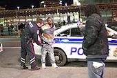 Rideau Street Arrest