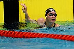12-12-2014 NED: Swim Cup 2014, Amsterdam<br /> Femke Heemskerk zwemt een nieuw Nederlands record op de  200 m freestyle