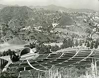 1939 The Hollywood Bowl