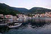 Village of Racisce, island of Korcula, Croatia