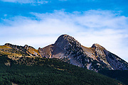 Pedraforca, the forked mountain of Catalonia. At 2506m, it stands proud amonts the Catalan pre-Pyrenees, make for a dramatic sight.