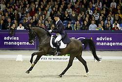 Devroe Jeroen (BEL) - Apollo vh Vijvershof<br /> CDI-W Amsterdam 2010<br /> © Hippo Foto - Leanjo de Koster