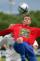 Espen Grina, Skeid. <br /> <br /> Fotball: Skeid - Bryne 4-2. 1. divisjon 2004. 20. juni 2004. (Foto: Peter Tubaas/Digitalsport)