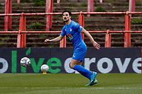 Ash Palmer. Wrexham AFC 0-3 Stockport County FC. Vanarama National League. The Racecourse Ground. 10.4.21
