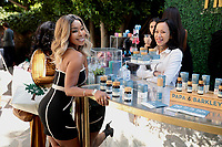 Red Carpet Retreat Lounge - Presented by Secret Room Events held at InterContinental Los Angeles on September 20, 2019 in Century City, California, United States (Photo by Ernesto Huerta /VipEventPhotography.com)