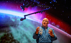 Former NASA astronaut Scott Kelly speaks during an event  at the United States Capitol Visitor Center, Wednesday, May 25, 2016, in Washington. Photo Credit: (NASA/Bill Ingalls)