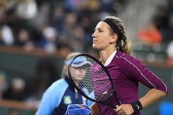 March 8, 2019 - Palm Desert, California, Usa - Tennis : BNP Paribas Open 2019 - Victoria Azarenka - Bielorussie (Credit Image: © Panoramic via ZUMA Press)