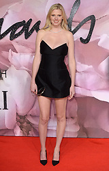 Lara Stone attending The Fashion Awards 2016 at The Royal Albert Hall in London. <br /> <br /> Picture Credit Should Read: Doug Peters/ EMPICS Entertainment