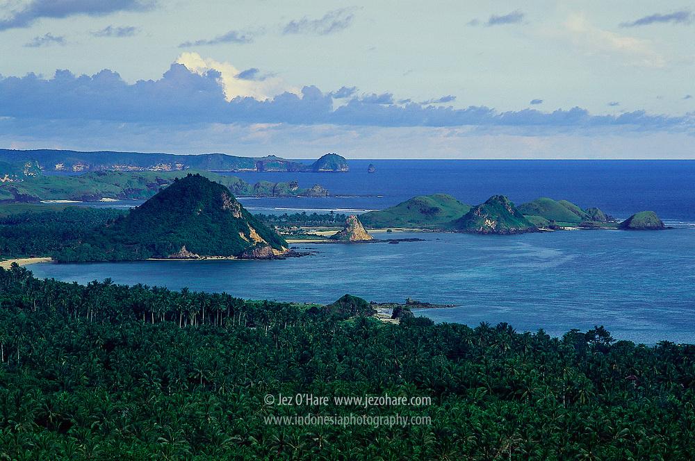 Kuta, Lombok, West Nusa Tenggara, Indonesia.