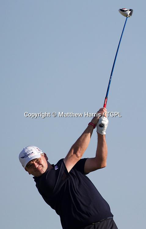Paul LAWRIE (SCO) during fourth round,Abu Dhabi HSBC Championship 2013,Abu Dhabi Golf Club,Abu Dhabi,20th January 2013.