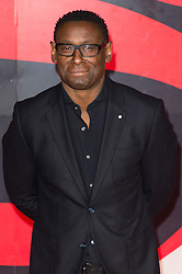 © Licensed to London News Pictures. 22/03/2016. DAVID HAREWOOD attend the Batman V Superman: Dawn of Justice European film premiere. The film is based on the DC Comics characters. London, UK. Photo credit: Ray Tang/LNP