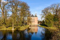 Kasteel Amerongen, Utrechtse Heuvelrug, Utrecht, Netherlands