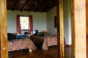 Ecuador, May 24 2010: View of accommodation at Cabanas San Isidro...Copyright 2010 Peter Horrell