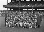 28.07.1957 All Ireland Senior Hurling Semi-Final [A444]