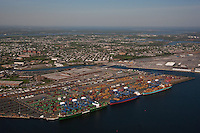 Seagirt Terminal Aerial Photo at Maryland Port Administration Port of Baltimore