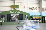 Bob Hope Stage at the Palm Springs Air Museum