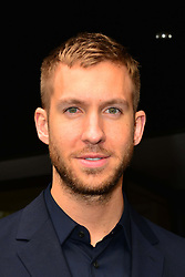 Calvin Harris during The Ivor Novello Awards.  58th annual songwriting and composing awards. Grosvenor House, London, United Kingdom, May 16, 2013. Photo by: Nils Jorgensen / i-Images