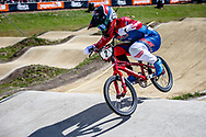 #2 (SMULDERS Merel) NED at Round 4 of the 2019 UCI BMX Supercross World Cup in Papendal, The Netherlands