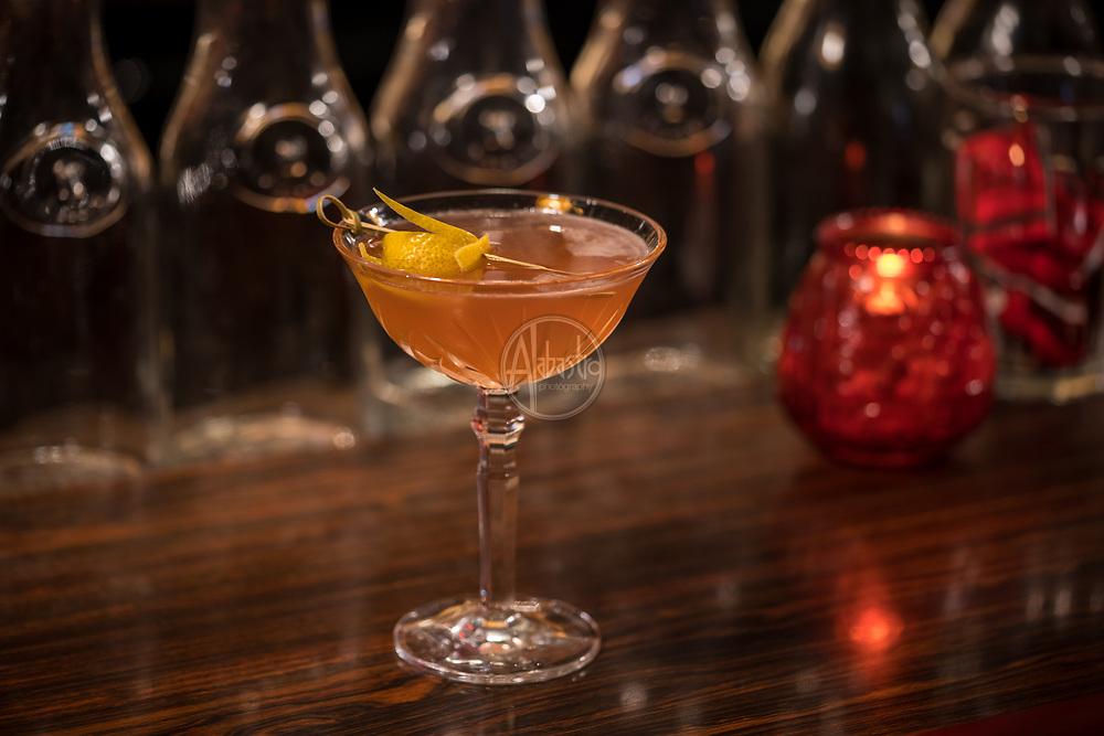 Dynasty Room cocktail -  Watch Me Nene