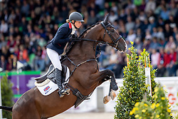 Taylor Izzy, GBR, Monkeying Around<br /> FEI EventingEuropean Championship <br /> Avenches 2021<br /> © Hippo Foto - Dirk Caremans<br />  26/09/2021