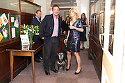 BEN BUDWORTH; COCO; RACHEL JOHNSON, Rachel's Johnson's 'A Diary of the Lady'book launch at The Lady's offices. Covent Garden. London. 30 September 2010. -DO NOT ARCHIVE-© Copyright Photograph by Dafydd Jones. 248 Clapham Rd. London SW9 0PZ. Tel 0207 820 0771. www.dafjones.com.