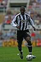 Photo: Andrew Unwin.<br />Newcastle United v PSV Eindhoven. Pre Season Friendly. 29/07/2006.<br />Newcastle's Titus Bramble.