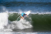 Jack Robinson of Australia advances to round two after placing first in round one heat 13 ?of the 2018 Hawaiian Pro at Haleiwa, Oahu, Hawaii, USA..