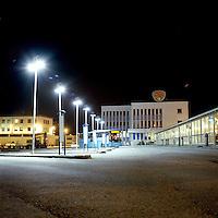 Rutebilstasjonen.<br /> Foto: Svein Ove Ekornesvåg