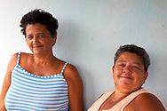 Mirador women in Gibara, Holguin, Cuba.