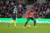 Football - 2018 / 2019 Premier League - Southampton vs. Manchester City<br /> <br /> Southampton's Kayne Ramsay on his debut during the Premier League match at St Mary's Stadium Southampton <br /> <br /> COLORSPORT/SHAUN BOGGUST