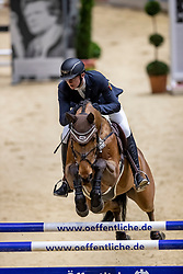Haunhorst Max, GER, Chaccara<br /> Grand Prix <br /> Braunschweig - Löwenclassics 2019<br /> © Hippo Foto - Stefan Lafrentz