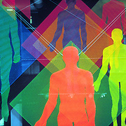 Abstract of human representation