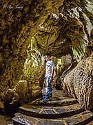 The limestone caves in the Vinales Valley in Pinar Del Rio, Cuba.