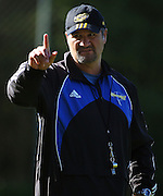 Hurricanes coach Colin Cooper.<br />Super 14 - Hurricanes training session, at Rugby League Park, Wellington. Wednesday, 21 May 2008. Photo: Dave Lintott/PHOTOSPORT
